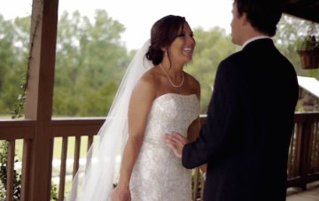 A Sweet Texas Wedding Film (that made us cry) by Copper Penny Films