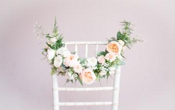 Creative & Unique Wedding Chair Decor Ideas