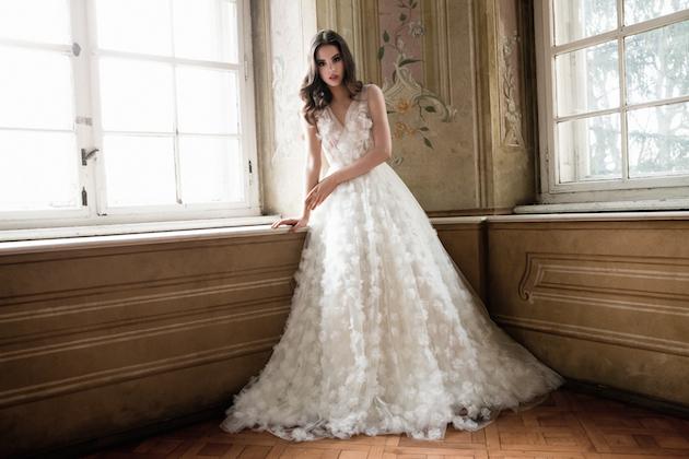 5fb7e2c19b79 Daalarna 2014 Wedding Dress Collection | Bridal Musings Wedding Blog