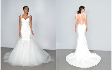 Galia Lahav's Beautiful Backless Wedding Dresses: The La Dolce Vita Collection