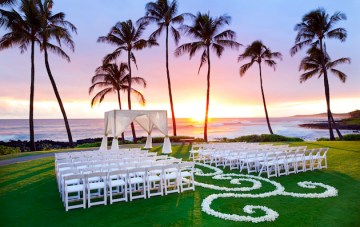 Beach Bashes and Desert Days; Destination Wedding Inspiration from Starwood Resorts