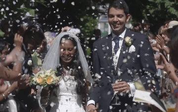A Multi-cultural country house affair: Gorgeous nuptials by Wedding Film Studio