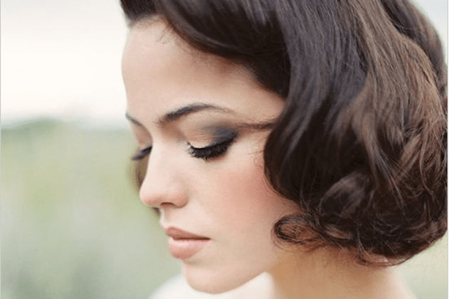 Hairstyle Wedding 2014: 30 Ways To Style Short Hair For Your Wedding