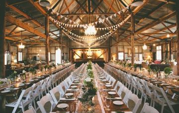 The 10 Best Barn Wedding Venues in the World…