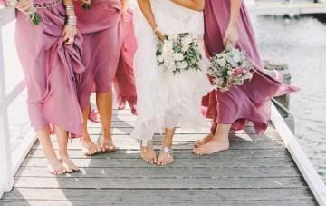 Barefoot Beach Brides | Bridal Musings Wedding Blog 9