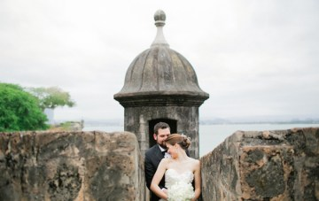 Chic Destination Wedding in Puerto Rico