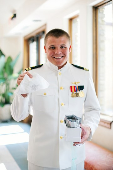 Intimate Military Wedding in Oklahoma   Aubrey Marie Photography   Bridal Musings Wedding Blog 7