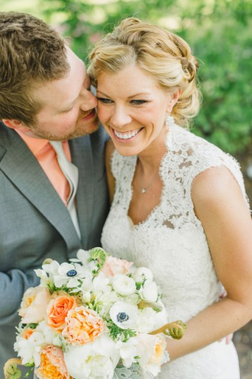 Romantic Rose Garden Wedding | By JoPhoto | Bridal Musings Wedding Blog 34