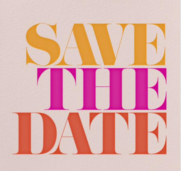 10 Unique Save The Date Ideas | Bridal Musings