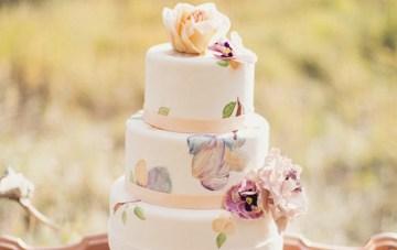 2014 Wedding Cake Trends #5 – Vintage Vittles