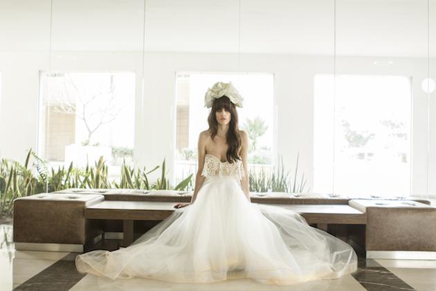 Zahavit Tshuba Wedding Dress Collection | Bridal Musings