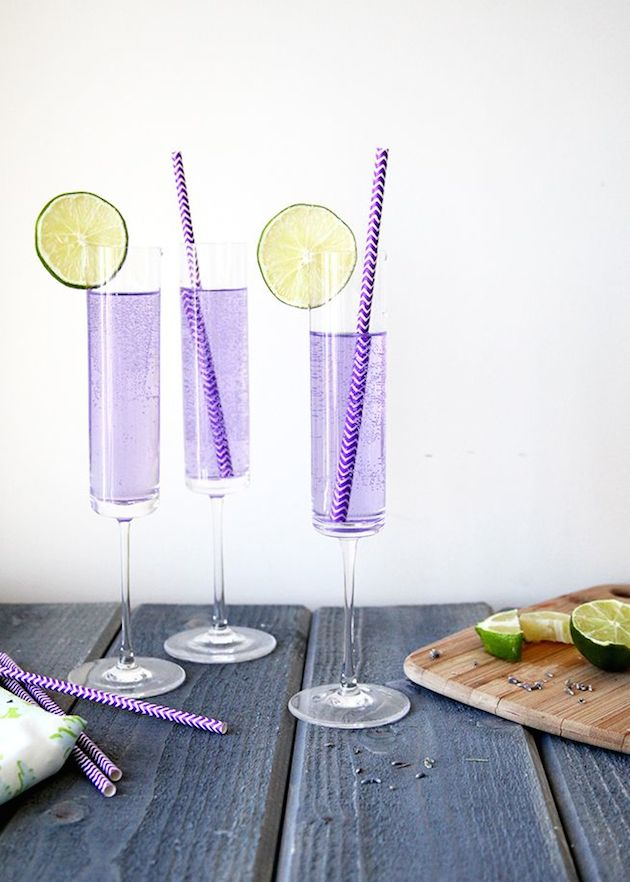 Cute Cocktails | Wedding Ideas | Bridal Musings Wedding Blog 2