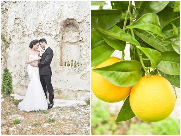 Chic Amalfi Wedding Inspiration | Sarah Love Photography | Bridal Musings Wedding Blog 2