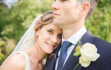 Flower-Filled English Countryside Wedding