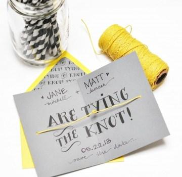 Budget-Saving Printables for Your Wedding | Bridal Musings Wedding Blog 7