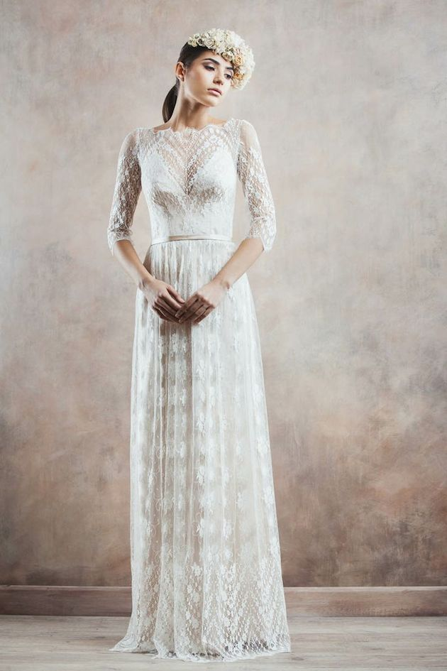 3f6eb2990d22 Divine Atelier Poetica 2014 Wedding Dress Collection   Bridal Musings  Wedding Blog 15