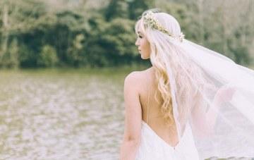 Fresh Spring Wedding Inspiration and Beautiful Bridal Styling