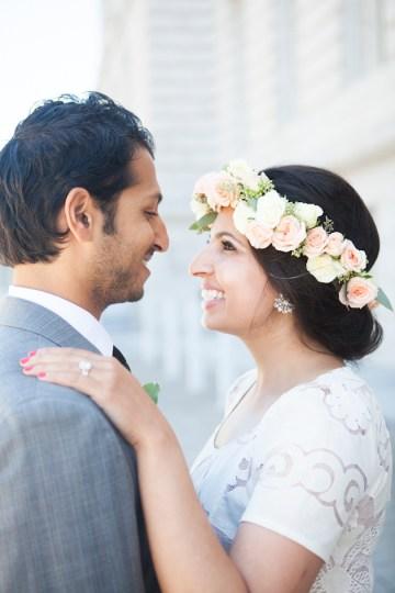 Gorgeous City Hall Wedding | Silvana DiFranco Photography | Bridal Musings 19