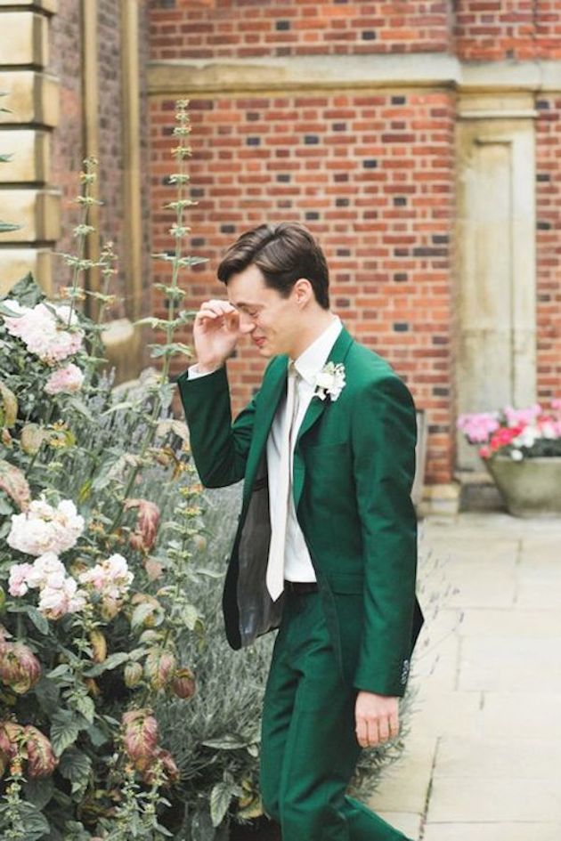 Groom Style Inspiration | Bridal Musings Wedding Blog 3