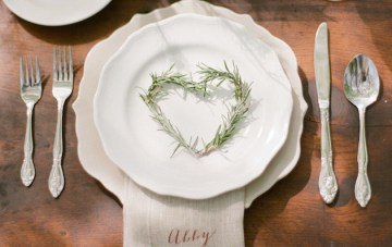 Herb Garden; 20 Ways to Feature Herbs in Your Wedding