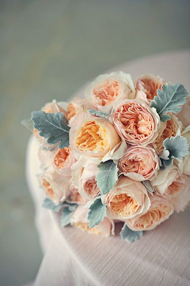 Sweet Juliet Roses | Bridal Musings Wedding Blog