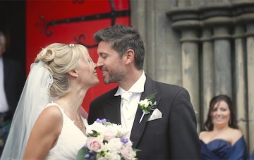 Relaxed Sophistication, Scottish Wedding Film by White Balloon Films