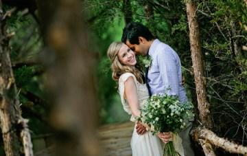 Rustic Woodland Wedding Inspiration