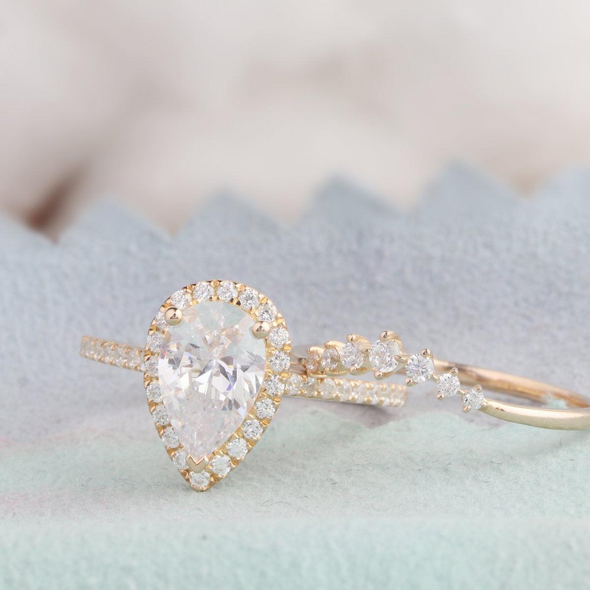 20 Diamond Alternative Gemstones For Engagement Rings