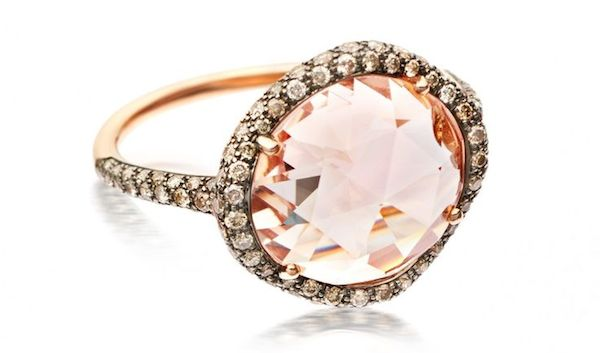 20 Beautiful Engagement Rings That Are Not Made From
