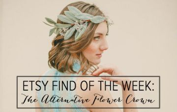 Etsy Find of the Week: The Alternative Flower Crown