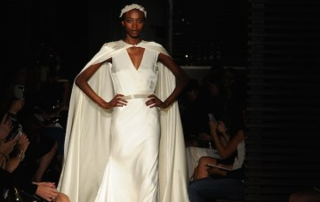 Bridal Fashion Week: Johanna Johnson 2015 Wedding Dress Collection