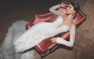Exclusive Preview; Berta 2015 Wedding Dress Collection Film