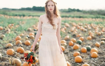 Pumpkins, Persimmons and Pomegranates; 25 Fall Fruit Ideas for Your Autumn Wedding