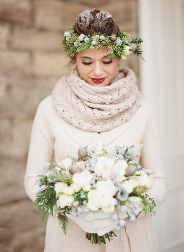 25 Unique Ideas For A Winter Wedding