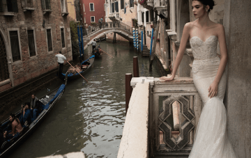A Venetian Affair: Inbal Dror Wedding Dress Collection 2015 Part One