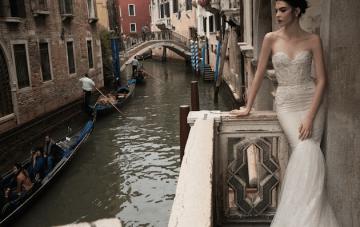 A Venetian Affair: Inbal Dror Wedding Dress Collection 2015 Part One
