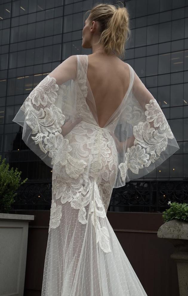 Inbal Dror Wedding Dress Collection 2016 Bridal Musings