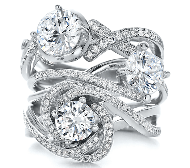 Joseph Jewelry | Design Your Own Engagement Ring | Bridal Musings 2