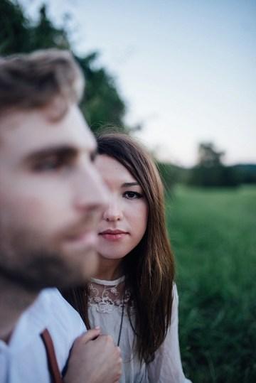 Sweet Engagement Shoot | Lauren Love Photography | Bridal Musings Wedding Blog 13