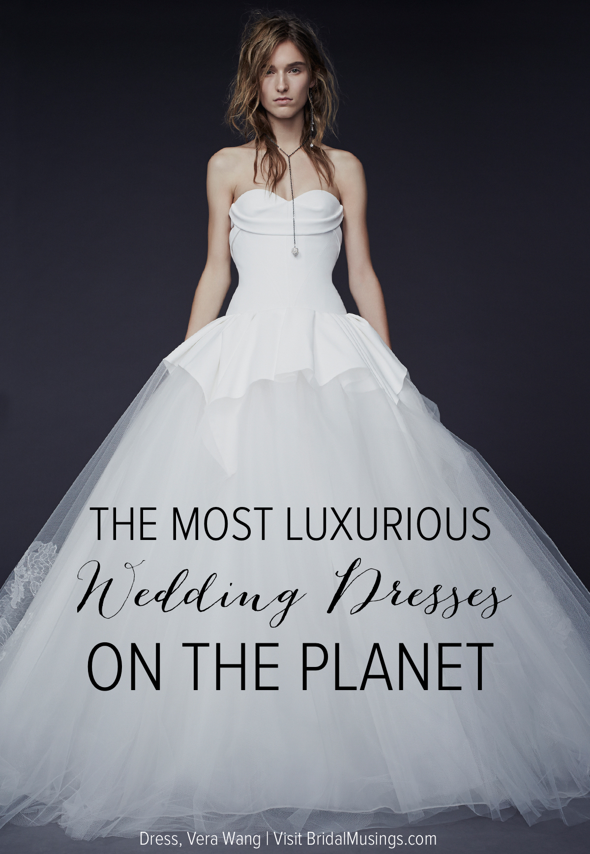How Much Are Vera Wang Wedding Dresses