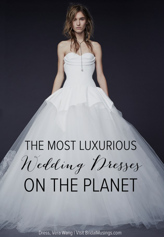 3648e7f96d How Much Does a Wedding Dress Cost? The Couture Edition