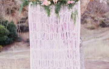Cool Boho Wedding Inspiration Shoot   Marissa Kay Photography   Bridal Musings Wedding Blog 1