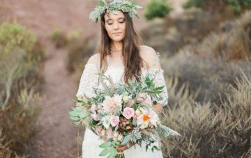Cool Boho Wedding Inspiration Shoot   Olivia Richards Photography   Bridal Musings Wedding Blog 2