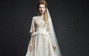 Ersa Atelier Wedding Dress Collection 2015 (Part 2)