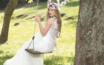 Yolan Cris Wedding Dress Collection