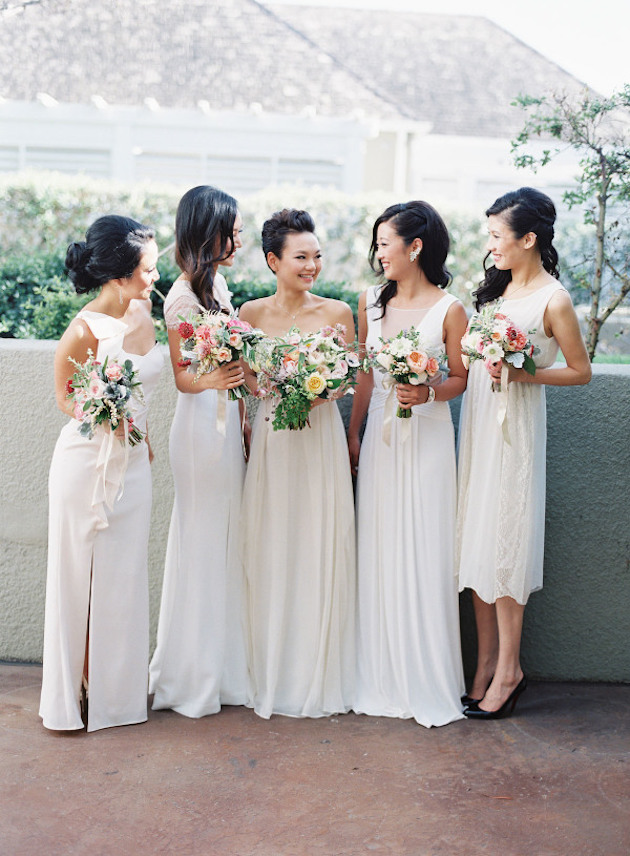 Mix and Match Bridesmaid Dress Ideas | Bridal Musings Wedding Blog 39