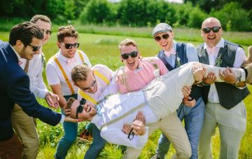 10 Ways To Be The Best Best Man, Ever