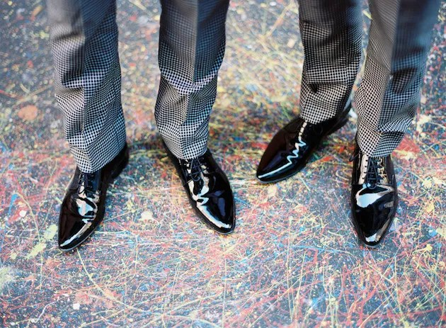 THE ULTIMATE GROOMS' GUIDE TO DRESSING FOR YOUR WEDDING