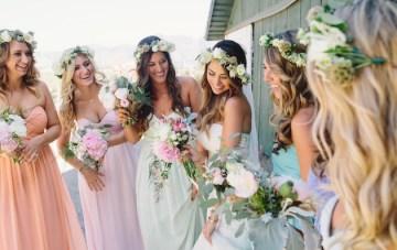 21 Ideas for a Spring Wedding