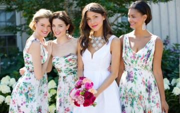 Win 3 Donna Morgan Bridesmaid Dresses For Your Girls!